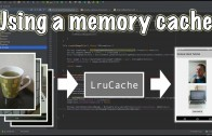 Create memory cache for android