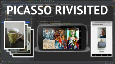Android picasso image resize