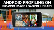 Profiling android picasso loader library