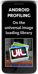 android profiling universal image loader library