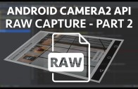 Android Camera2 API Raw Capture