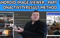 Android Image Viewer Getting Results Back