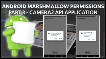 camera2 api to android marshmallow