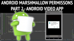 video app to android marshmallow
