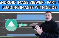 Android Image Viewer using Glide library