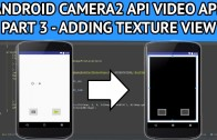 Android video app surface texture listener