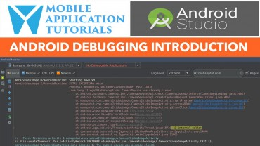 android studio debugging introduction